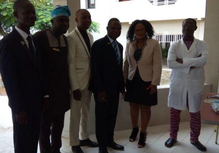 La JCI s'engage contre le paludisme